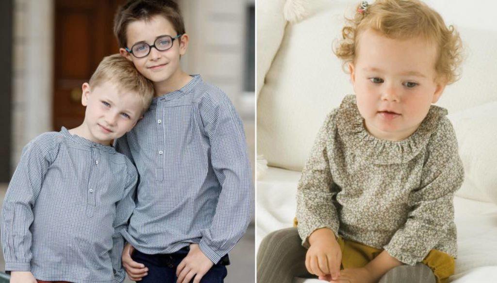 Marie Puce, vêtements made in France pour bébé, enfant et jeune fille.