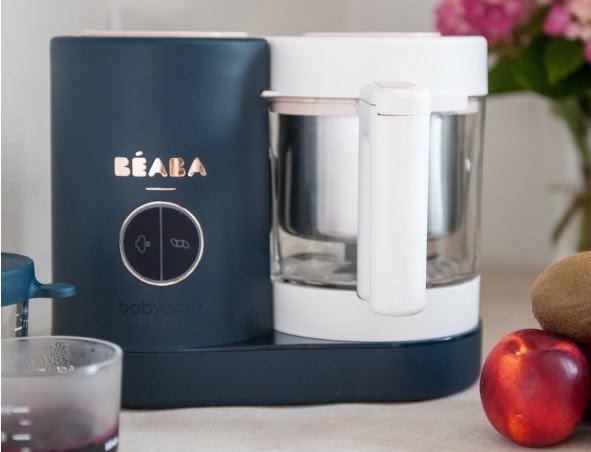 "Le Babycook de Béaba, un petit robot culinaire ""made in France"""