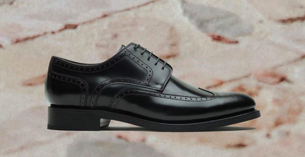 Chaussures homme fabriquées en France, par Paraboot.
