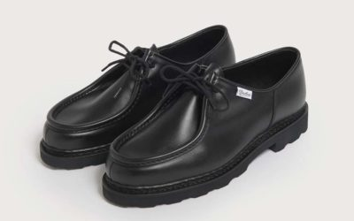 """Paraboot : chaussures haut gamme """"made in France"""", pour homme et femme"""