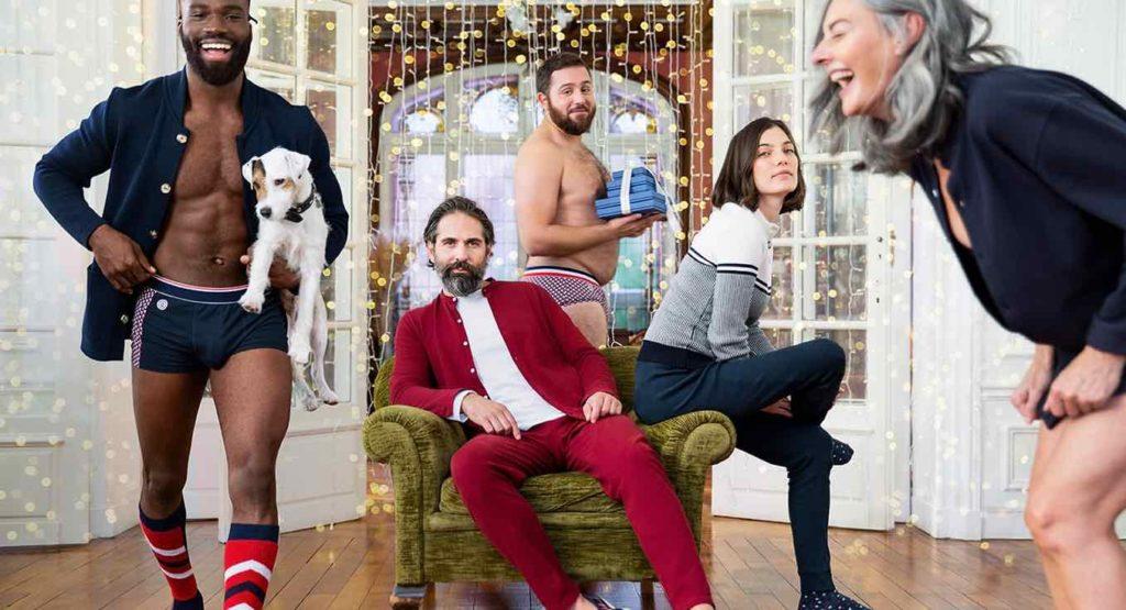 Le Slip français commercialise des vêtements et des sous-vêtements made in France pour toutes et tous.