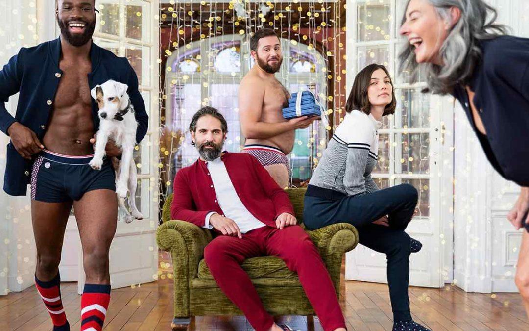 Le Slip français : sous-vêtements, vêtements et accessoires made in France