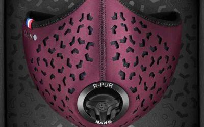 """R-Pur : le meilleur masque anti-pollution du marché est """"made in France"""" !"""