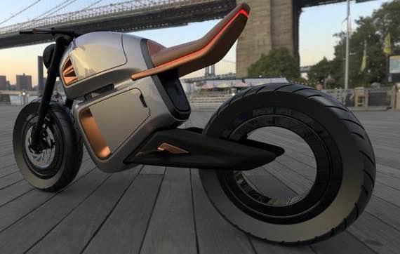 """La moto """"made in France"""" sera-t-elle électrique ?"""