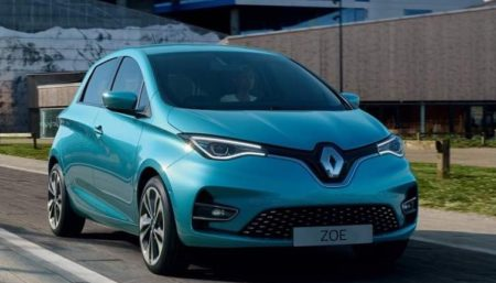 Renault Zoe made in France