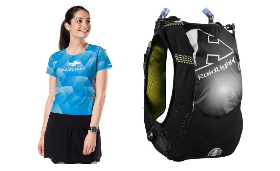 Raidlight : équipement pour la course à pied, en partie made in France.
