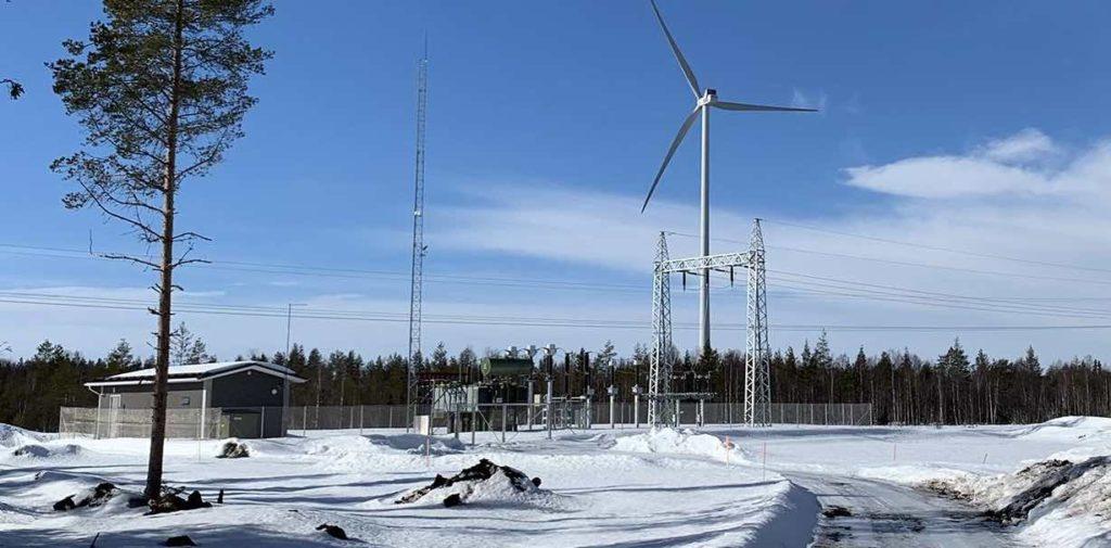 Saft va fabriquer puis installer en Finlande le plus grand dispositif d'Europe du Nord de stockage d'énergie produite par des éoliennes.