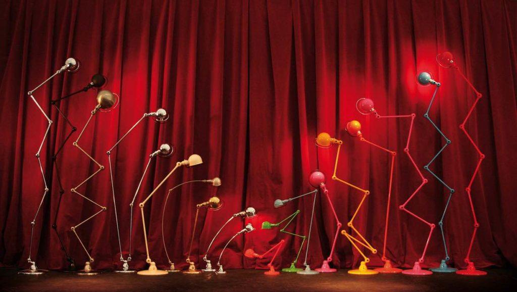 Les lampes Jieldé sont fabriquées en France depuis 1950.