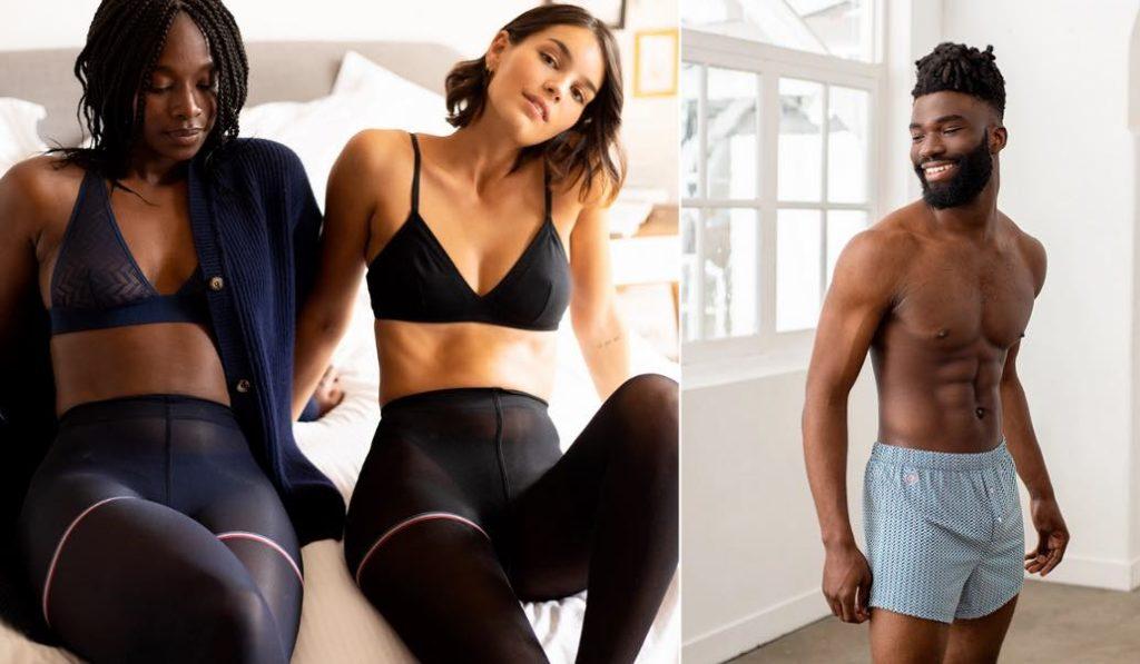 Le Slip français : vêtements et sous-vêtements made in France pour elle et lui.