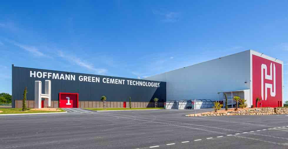 Le ciment « vert » existe et il est fabriqué en Vendée !