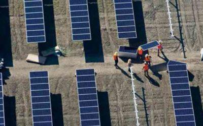Stockage, énergie solaire, le groupe Total poursuit sa mue