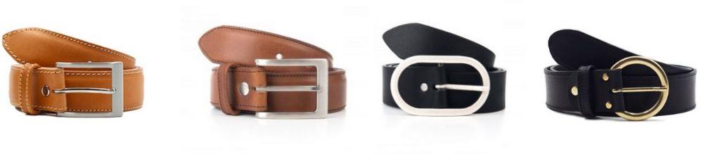 Jules & Jenn : ceintures cuir homme et femme, fabriquées en France