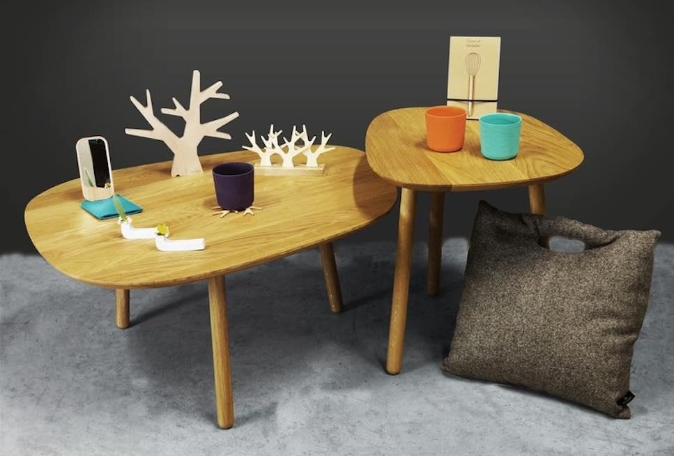 Reine Mère : objets et meubles design fabriqués en France.