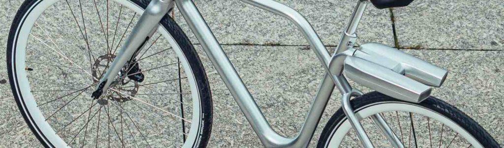 Vélo à assistance électrique élégant et high-tech, Angell est conçu et assemblé en France.