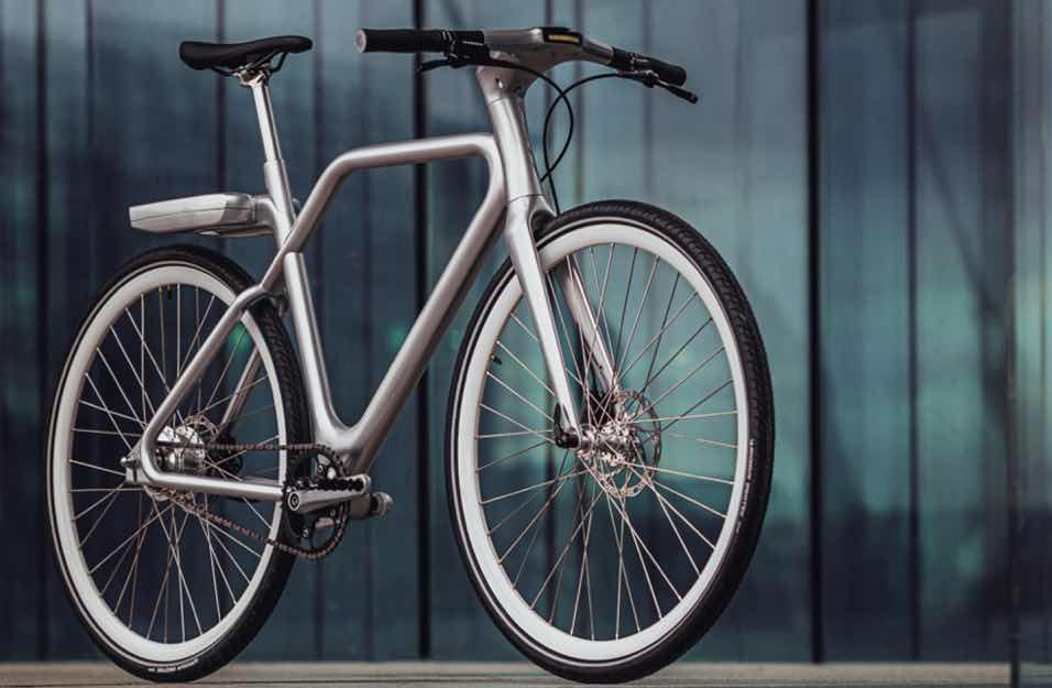Le vélo à assistance électrique Angell est dessiné, développé et fabriqué en France.