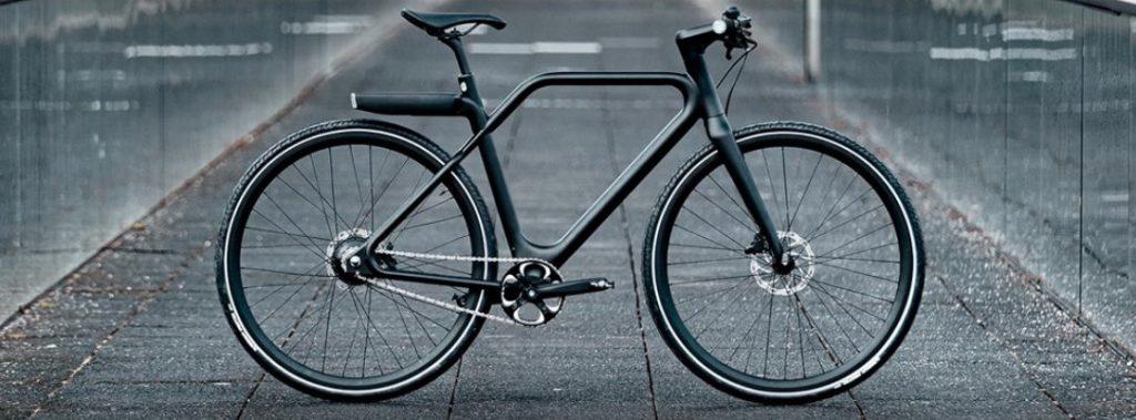 Véloo à assistance électrique Angell, fabriqué en France.