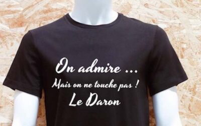 Le Daron, ou comment marier moto, humour, mode et made in France