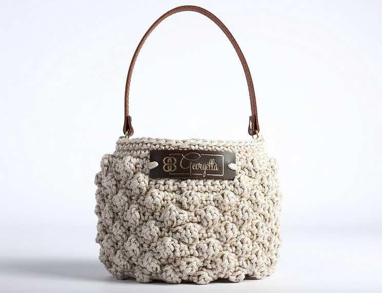 Georgetta : des sacs femme en crochet, à la fois originaux et made in France