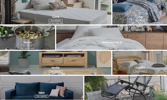 Équipement made in France de la maison : ventes privées à la Camif