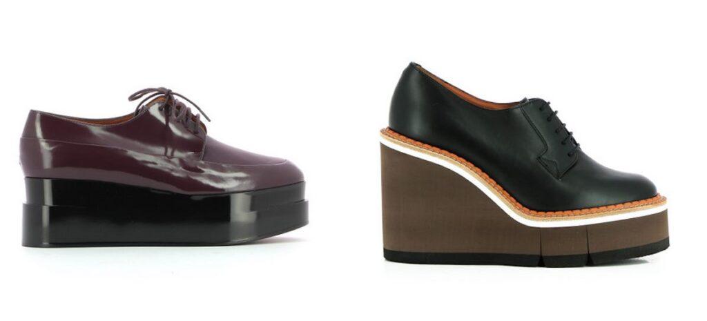 Chaussures femme fabriquées en France, par Clergerie.