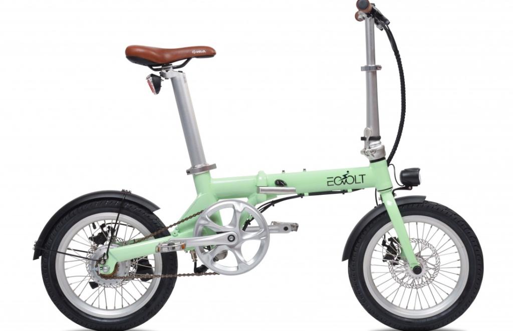 Eovolt, vélos électriques pliants assemblés en France.