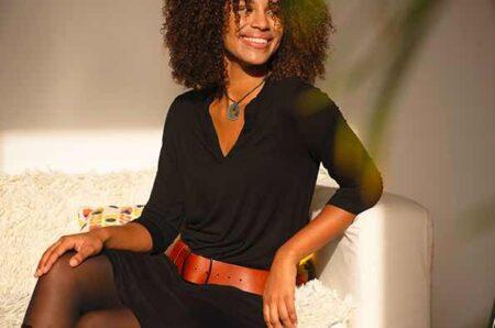 Thelma-Rose fabrique en France des vêtements intemporels pour femme.