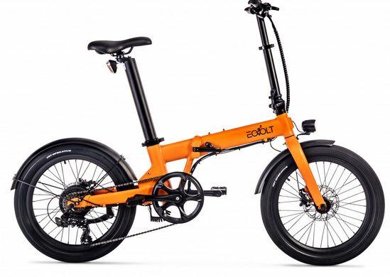Eovolt, un petit vélo électrique pliant assemblé en France