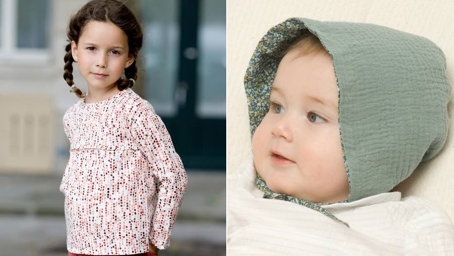 Vêtements made in France pour enfant et bébé : braderie chez Marie Puce