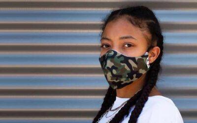 Masque XIX : des masques lavables 400 fois fabriqués en France