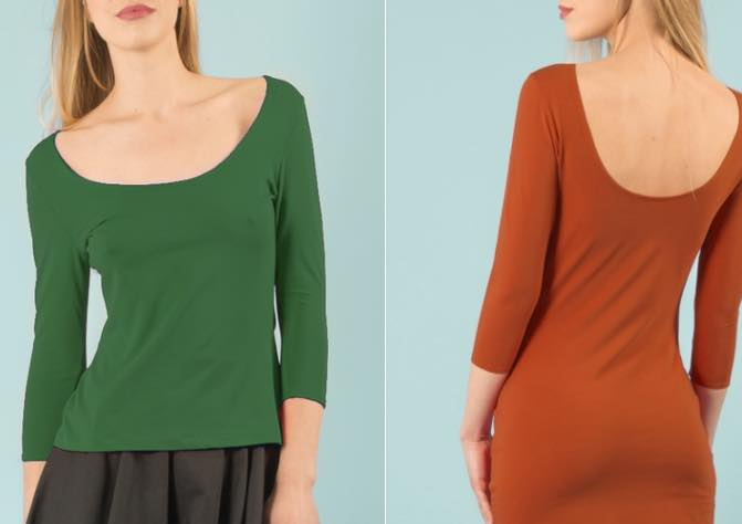 Vêtements femme : nouveautés made in France chez Eros & Agape