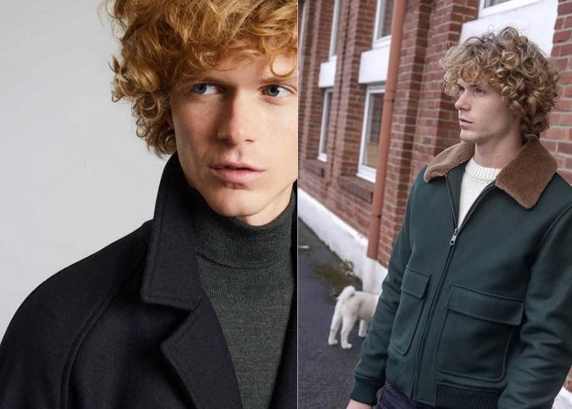 Blousons et manteaux homme fabriqués en France, par L'Exception.