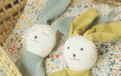 Luciole et Cie : gigoteuses et linge de lit made in France