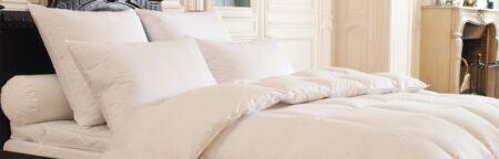 Couettes et oreillers fabriqués en France, par Maison de la Literie.