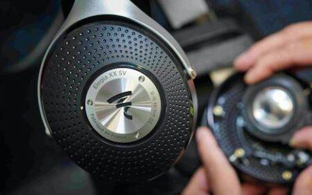 Casque audio Elegia, fabriqué en France par Focal.