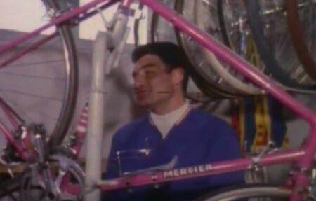 Vélo Mercier et vélo Mercier.