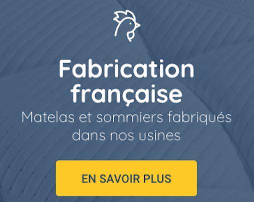 Maison de la literie : literie made in France