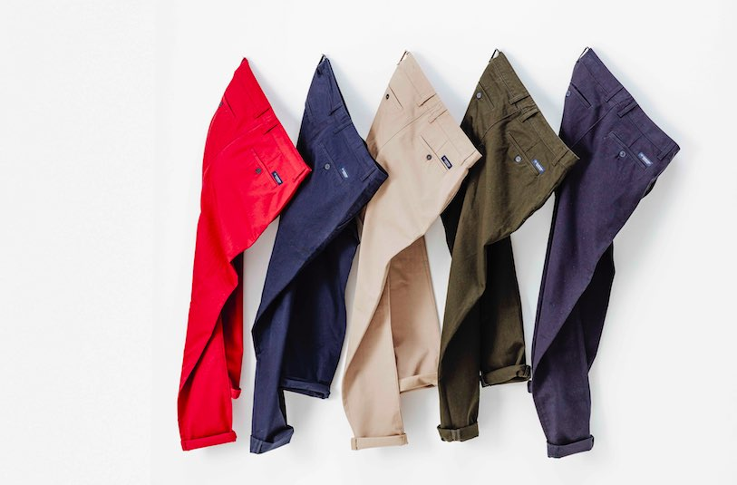 La Gentle Factory : des chinos et une capsule made in France