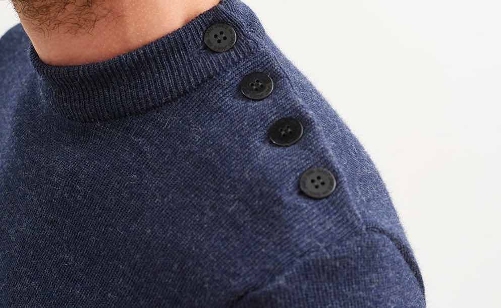 Saint James : pulls et marinières 100 % made in France