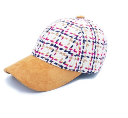 Casquette cuir et textile made in France, Headoniste.