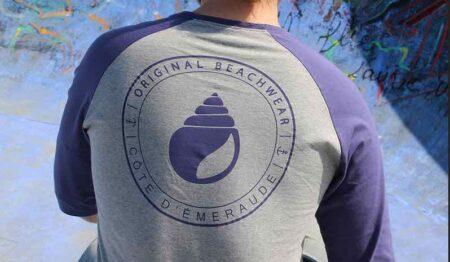 T-shirt made in France, Jo Bigorneau.