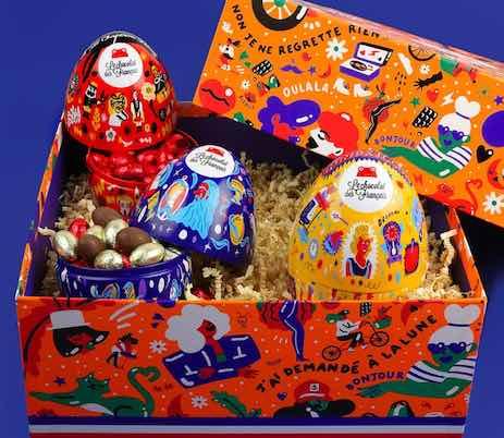 Fêtons Pâques à la maison, avec le Chocolat des Français !