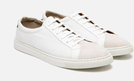 Sneakers Kost Waldon made in France.
