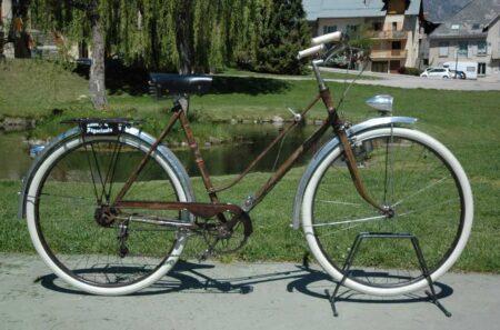 Vélo vintage made in France.
