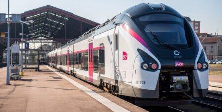 Train Alstom Regiolis LIner.