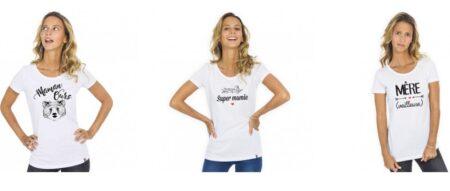 T-shirt made in France, par Le Roi du T-shirt.