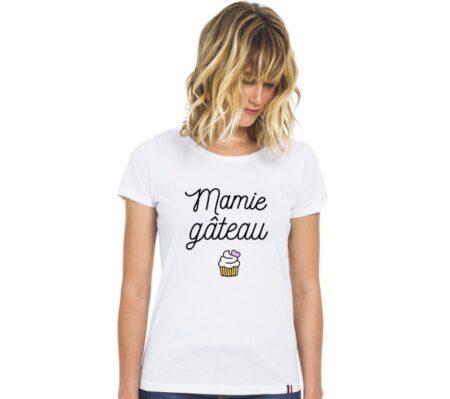 T-shirt femme made in France, Le Roi du T-shirt.