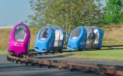 Urbanloop : le transport à la fois individuel et en commun