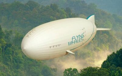 Flying Whales : bientôt des dirigeables made in France?