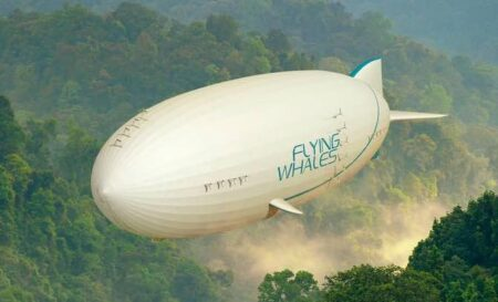 Flying Whales, dirigeables bientôt made in France