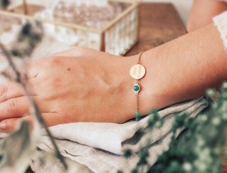 Bracelet fantaisie femme, made in France, sur marmottine.fr